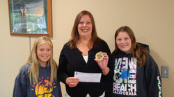 Medallion Hunt Winners