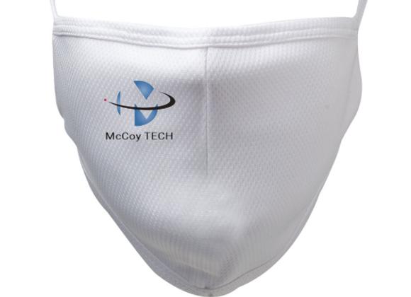 Drytech Printed 3- Layer Reusable Face Mask
