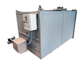 Oxidador térmico a gas