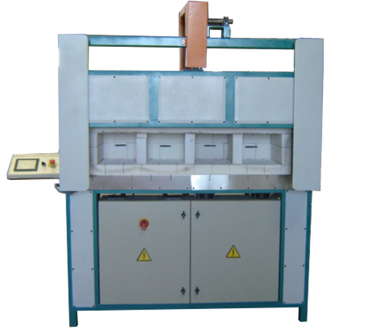 Horno para cerámica técnica - ensayos normativa