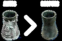 Boquilla extrusión de plastico, limpiar boquilla de extusión industrail