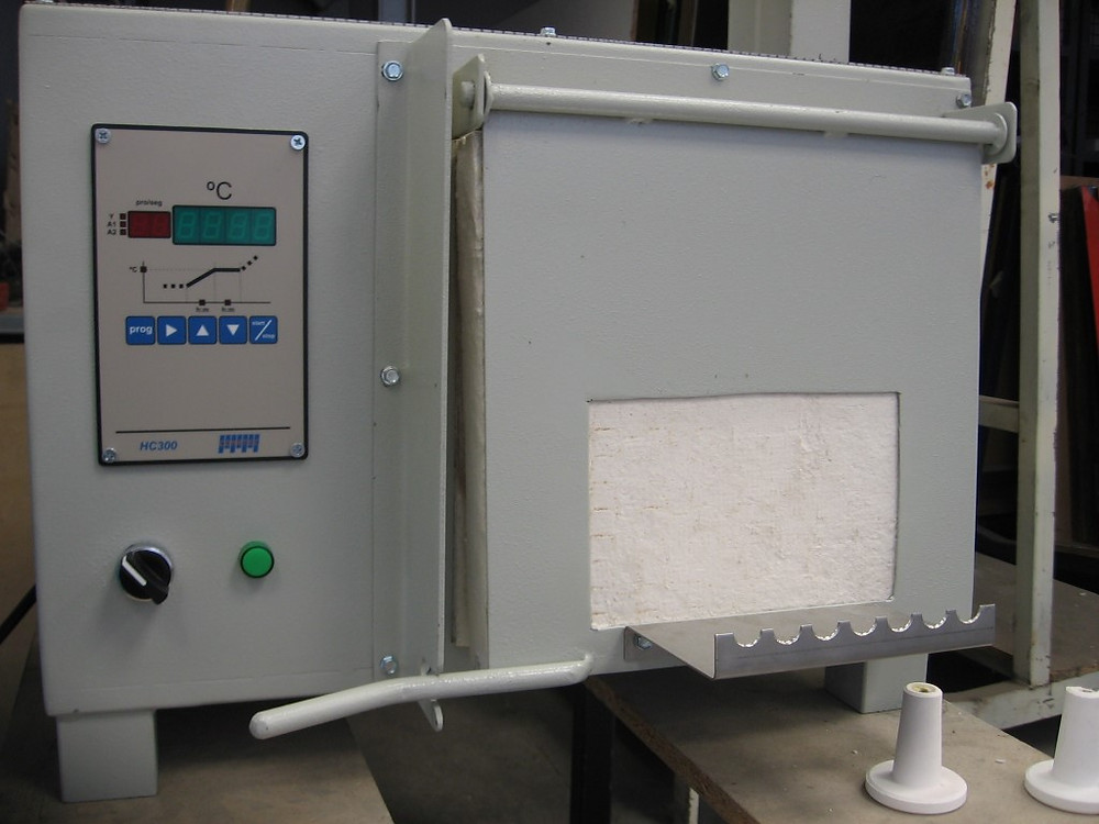 Horno eléctrico para varios tratamientos