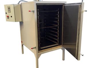 Horno secadero para deshidratación de alimentos.
