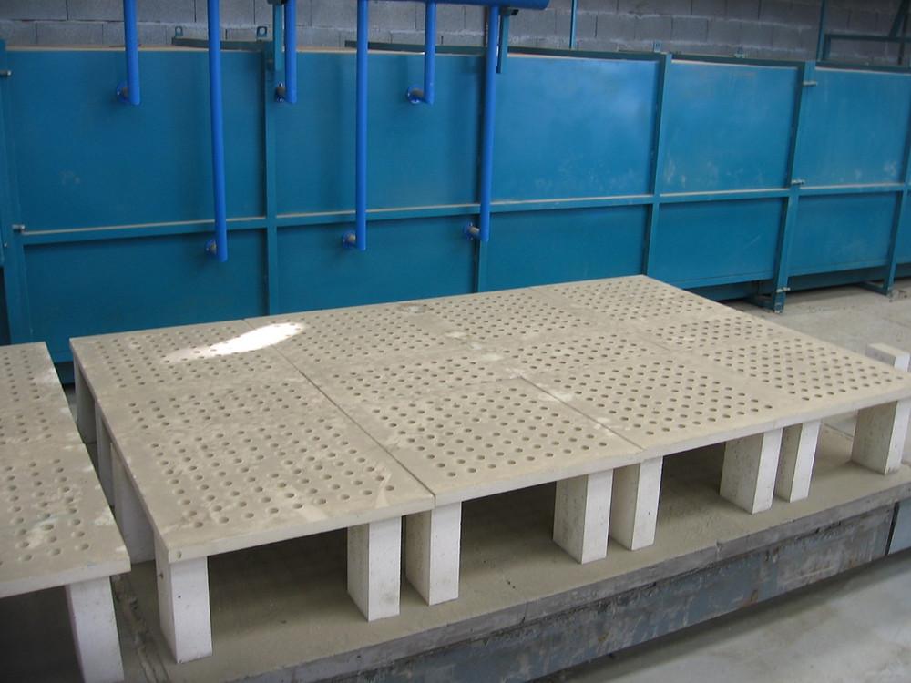 Horno para cerámica técnica