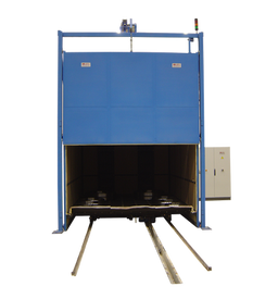 Proyectos buscas un horno o secadero for Horno electrico dimensiones