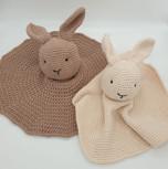 Doudou au crochet  Monique Breton