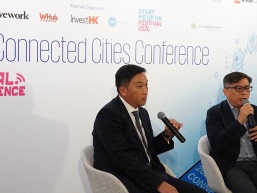 智慧城市聯盟在StartmeupHK 2020創業節發佈《香港智慧城市藍圖2.0》 揭示6大發展範疇
