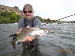 Morgan trout