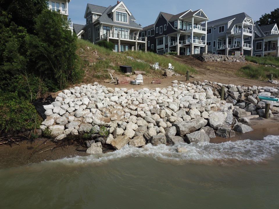 Shoreline Protection