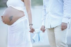 Fotografía embarazo Madrid