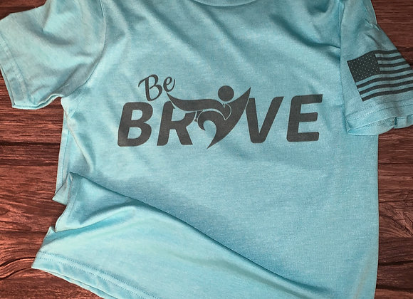 Be Brave Fundraiser T-shirt - Youth