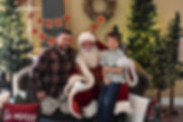Sean, Benn and Santa.jpg