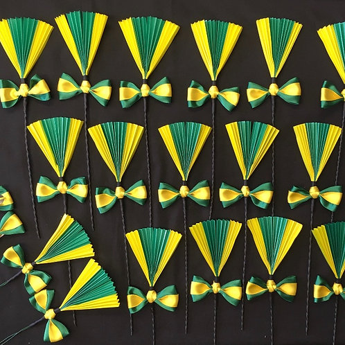 The Fan. 7 flights.