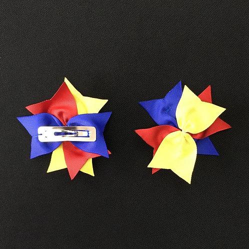 Star Sprig Bows
