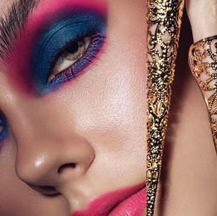 Naha 2020 Avant garde makeup