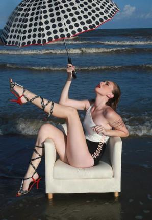 Editorial Beach Shoot