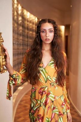 Editorial Makeup Artist Cori Aston