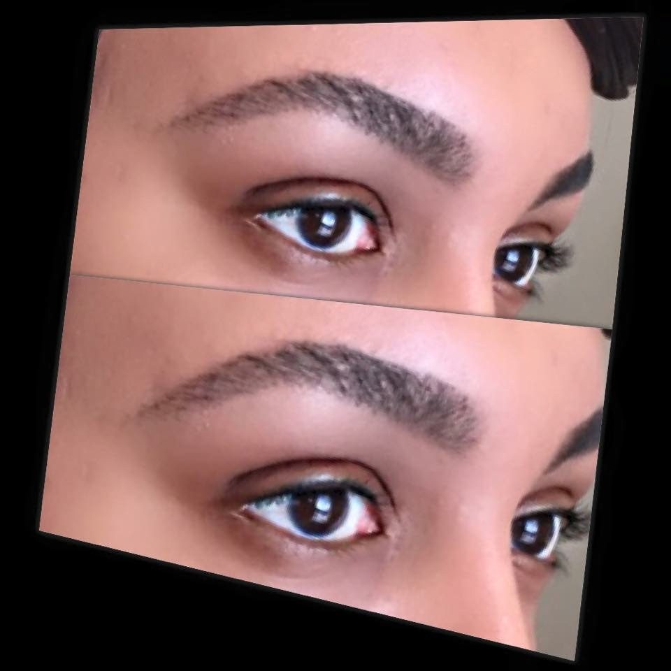 Perfect brows, threading, scuplting, best feature, natural