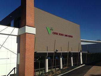 Centre sportif Saint-Exupéry Villefranche sur Saône