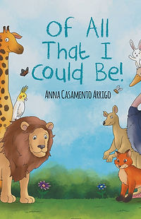 Of All That I Could Be by Anna Casaement