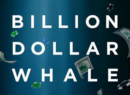Billion Dollar Whale: The Man Who Fooled Wall Street, Hollywood, and the World by Tom Wright
