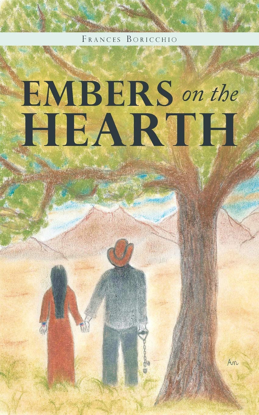 Book Discovery: Embers on the Hearth by Frances Boricchio_The BookWalker