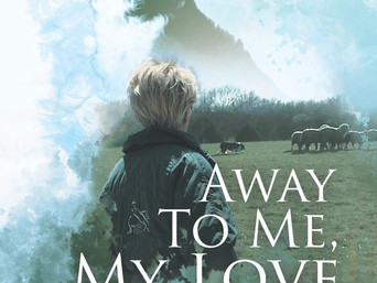 Book Talk: Away To Me, My Love: A Sheepdog's Tale of Two Lives by Naomi McDonald