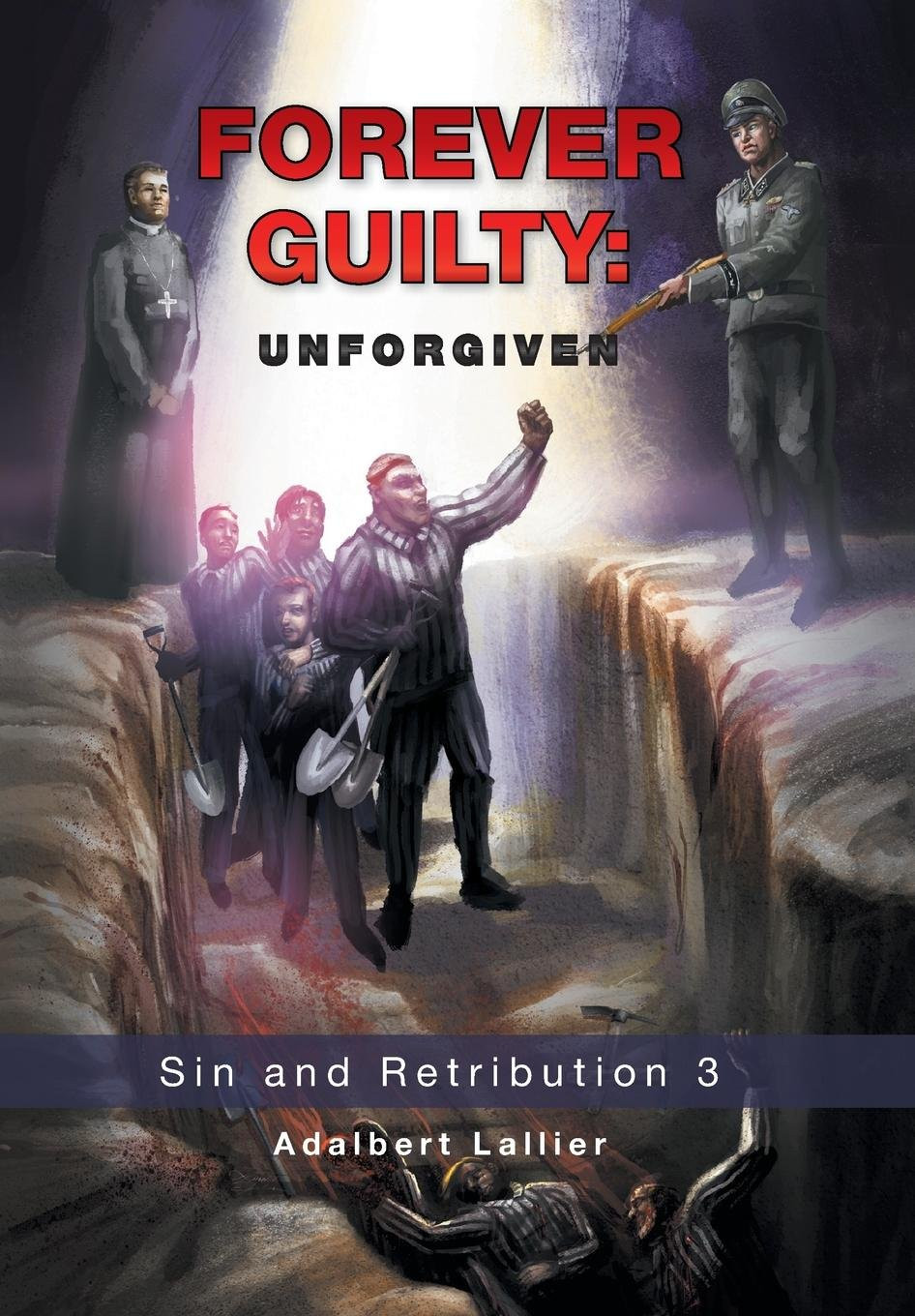 Special Feature: Forever Guilty by  Adalbert Lallier_The BookWalker