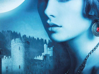 Book Talk: The Curse of Raven's Rose Keep by Gregory Downey