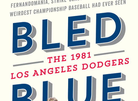 Book Buzz:  They Bled Blue by Jason Turbow