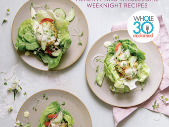 Health Talk: The Defined Dish: Whole30 Endorsed, Healthy and Wholesome Weeknight Recipes by Alex Sno