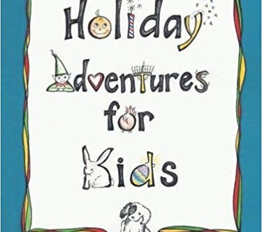 Book Buzz: Holiday Adventures for Kids by  Michael J. Larson