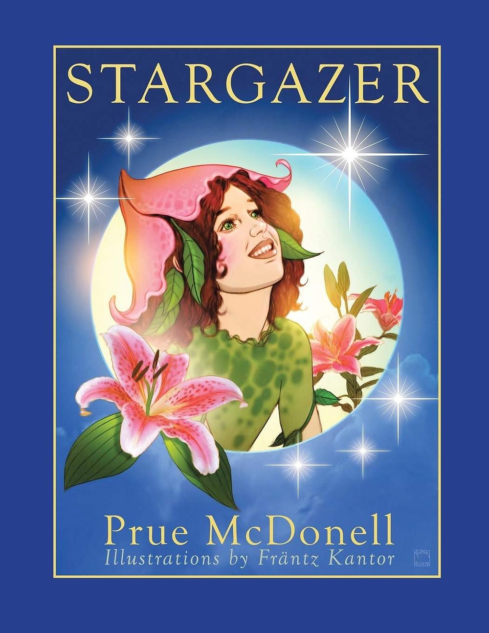 Book Talk: Stargazer by Prue McDonell