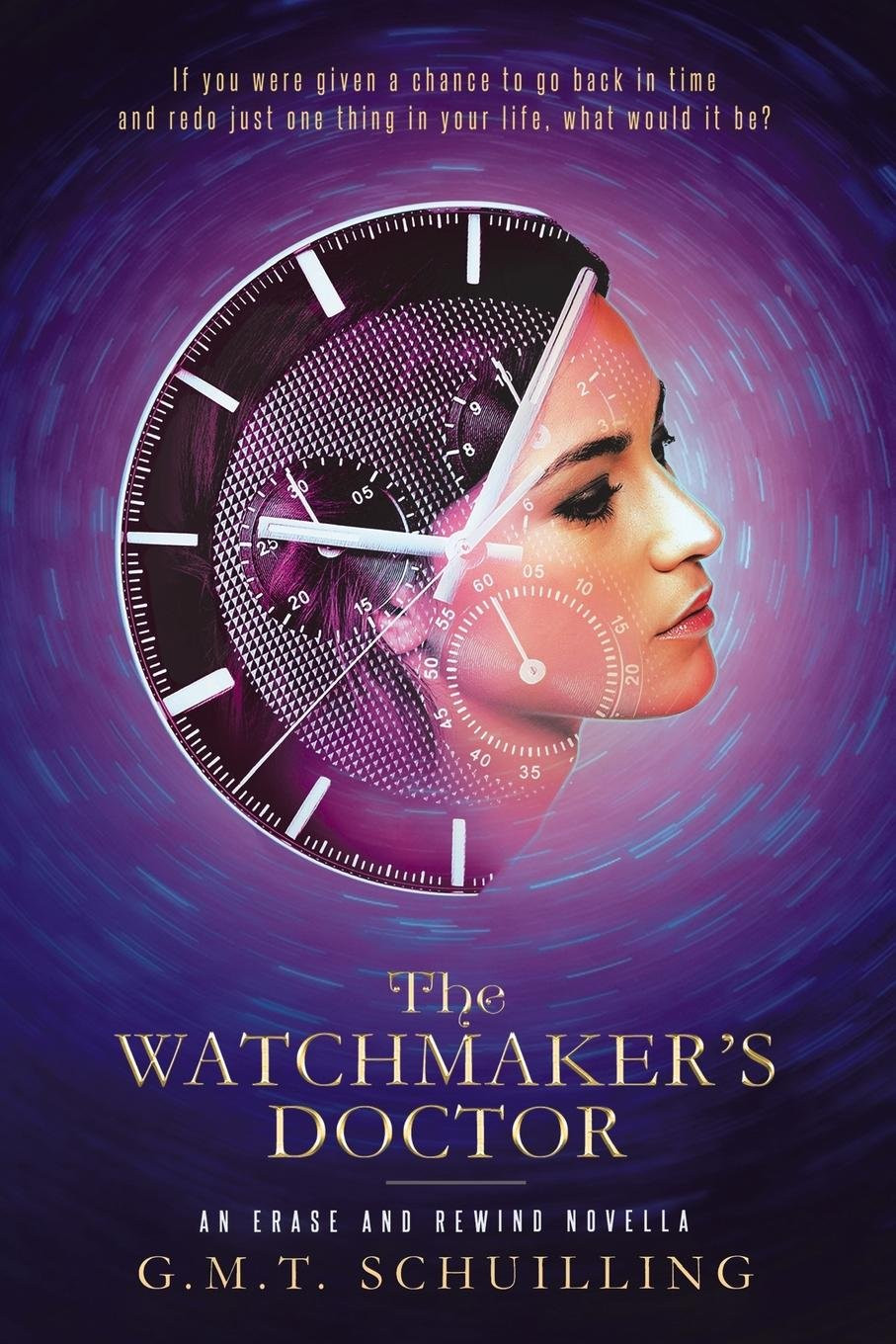 Book Discovery: The Watchmaker's Doctor by G. M. T. Schuilling_The BookWalker