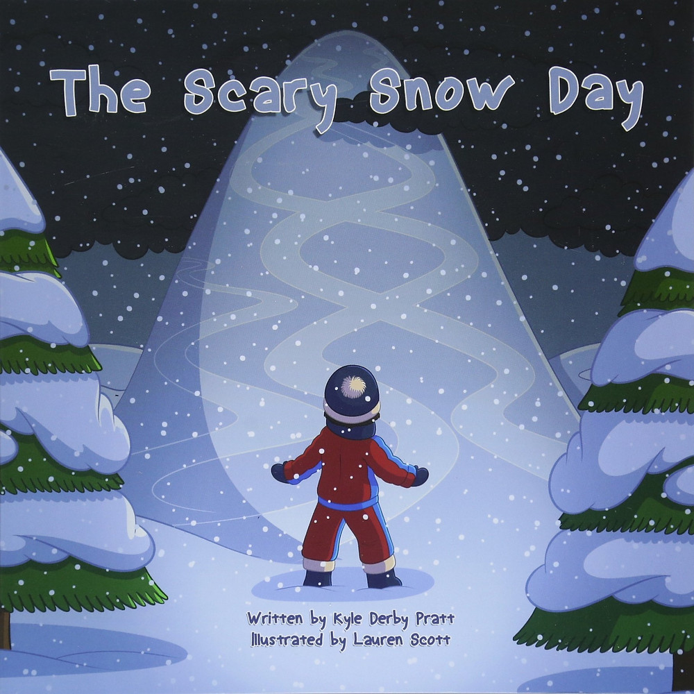 Book-In-Focus: The Scary Snow Day: A Story with a Moral by Kyle_The BookWalker