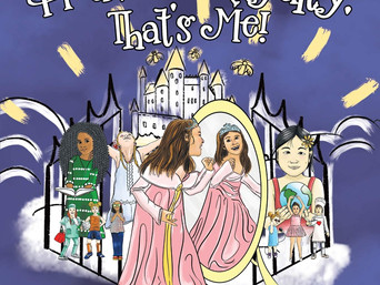 Author Spotlight: Heaven's Royalty, That's Me! by Selena Holston Gabriel