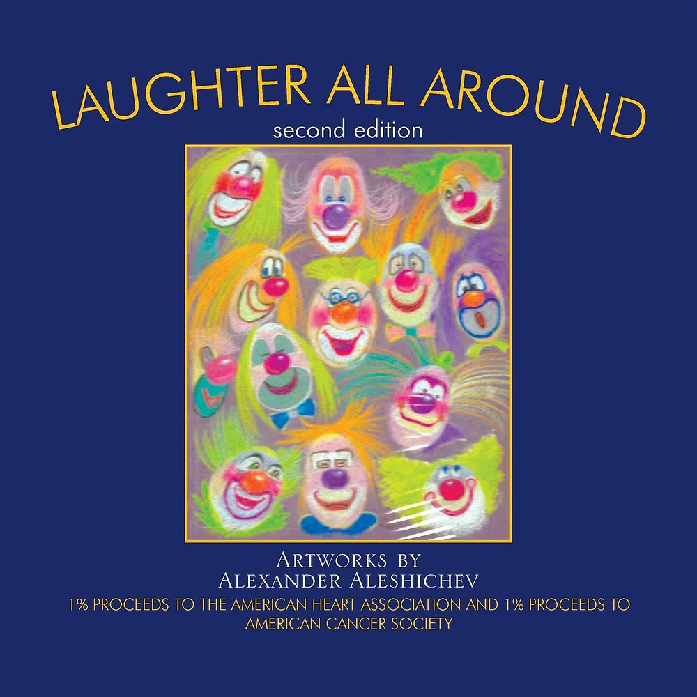 Special Feature: Laughter All Around by Alexander Aleshichev _The BookWalker