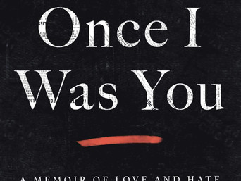 Book Talk: Once I Was You: A Memoir of Love and Hate in a Torn America