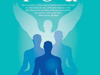 Book-In-Focus: The Intuitive in You by Christopher Alexander Burford