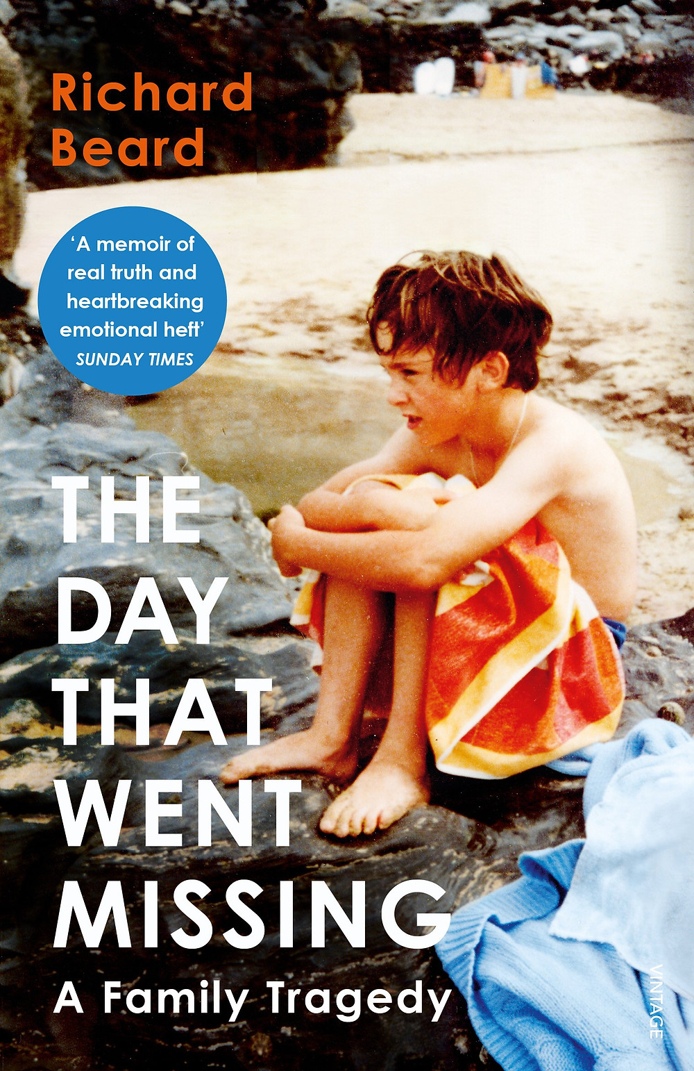 Book Talk: The Day That Went Missing by Richard Beard_The BookWalker
