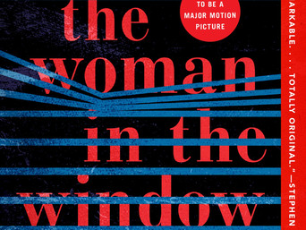 From Read to Reel! Movie Alert: The Woman in the Window: A Novel by A. J. Finn
