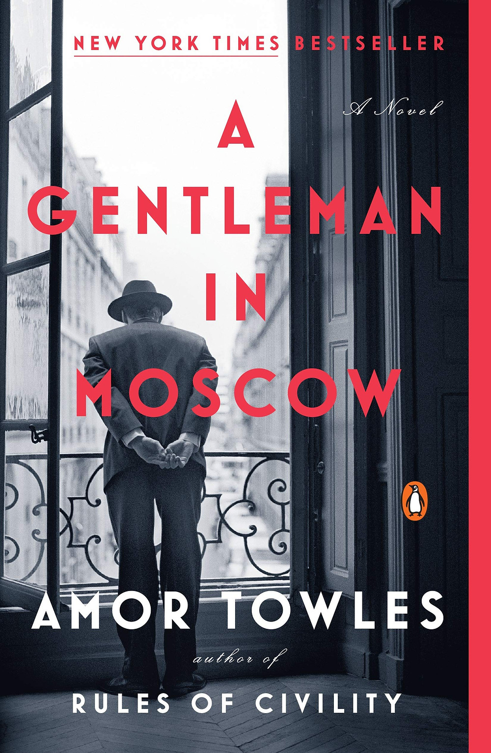 Book Talk: A Gentleman in Moscow: A Novel by Amor Towles_The BookWalker