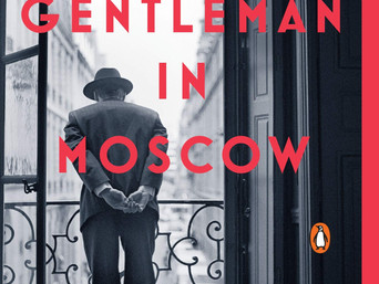 Book Talk: A Gentleman in Moscow: A Novel by Amor Towles
