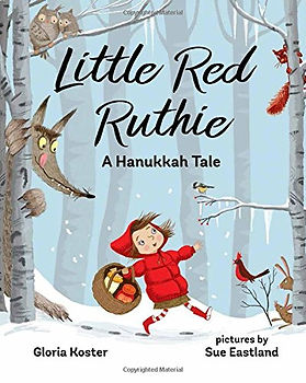 Little Red Ruthie by Gloria Koster