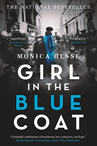 The Girl In The Blue Coat by Monica Hess