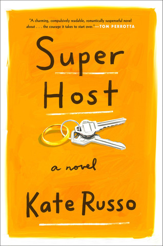 Book Talk:Super Host by Kate Russo`
