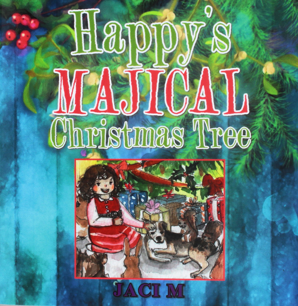Book Discovery: Happy's Majical Christmas Tree by Jaci M_The BookWalker