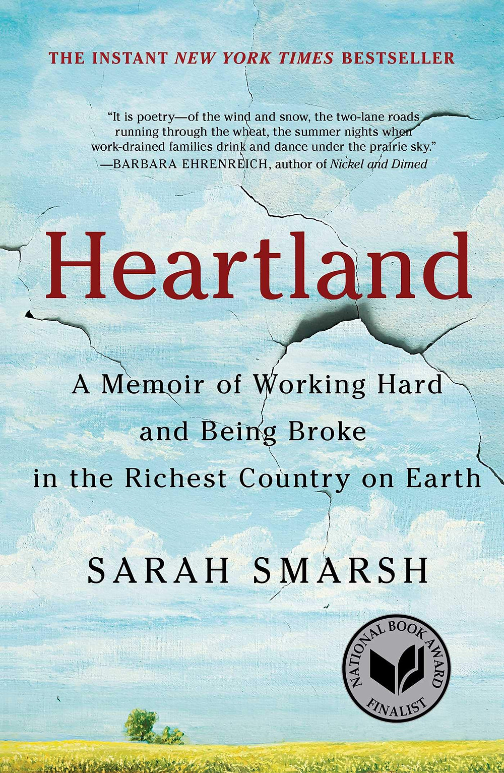 Book Talk: Heartland: A Memoir of Working Hard and Being Broke in the Richest Country on Earth By Sarah Smarsh_The BookWalker