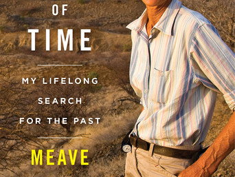 Book Talk: The Sediments of Time: My Lifelong Search for the Past by Meave and Samira Leakey