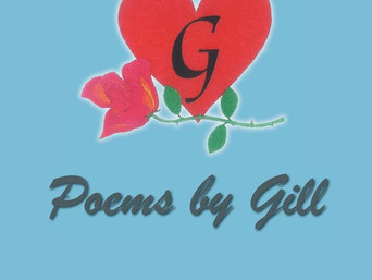 Book Talk: Poems by Gill: Reflections of Life & Love